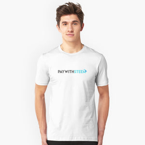 Pay With Steem Unisex T-Shirt
