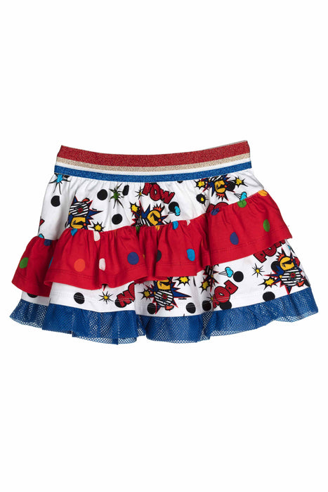 Rosalita Comic Skirt Set