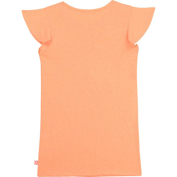 Billieblush Peach Girl Dress