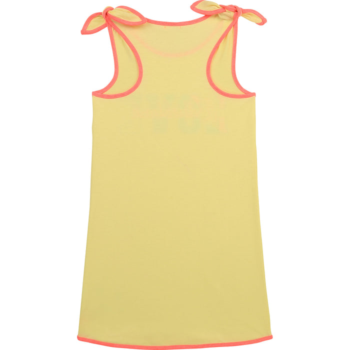 PRE-ORDER Billieblush Yellow Love Dress