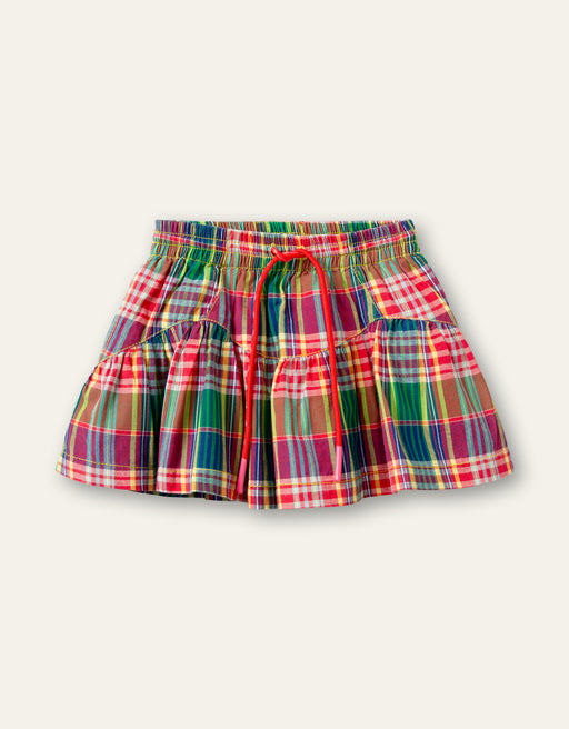 Oilily Check Skirt
