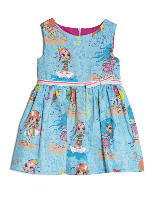 Rosalita Beach Day Dress - Macie's KIDZ