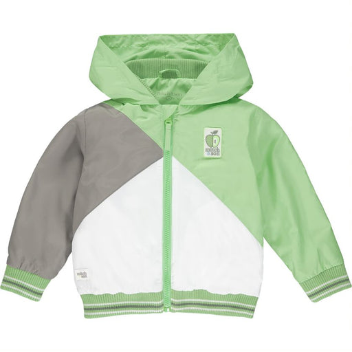Mitch & Son Grey/Green Jacket