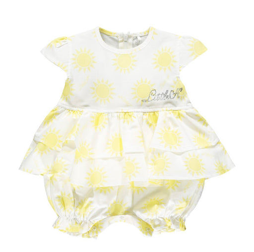 Little A Sunshine Romper