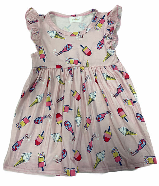 Pineapple Couture Ice Cream Dress