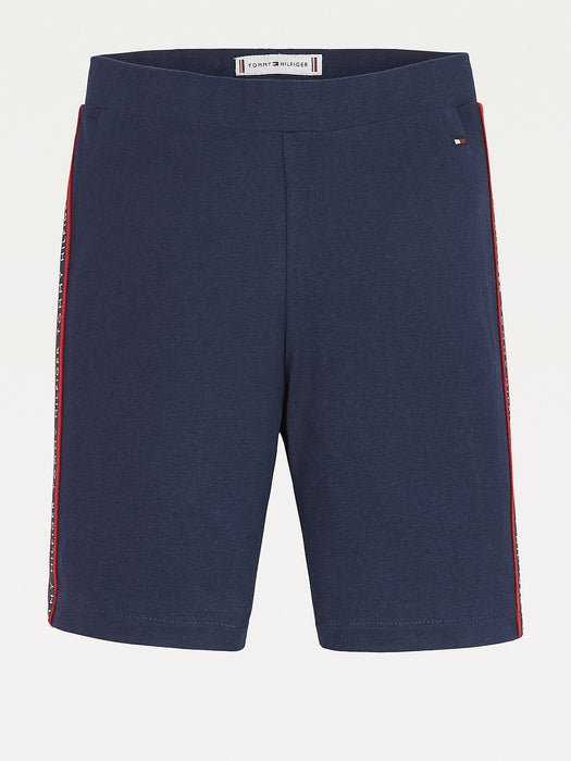 Tommy Navy Cycling Shorts