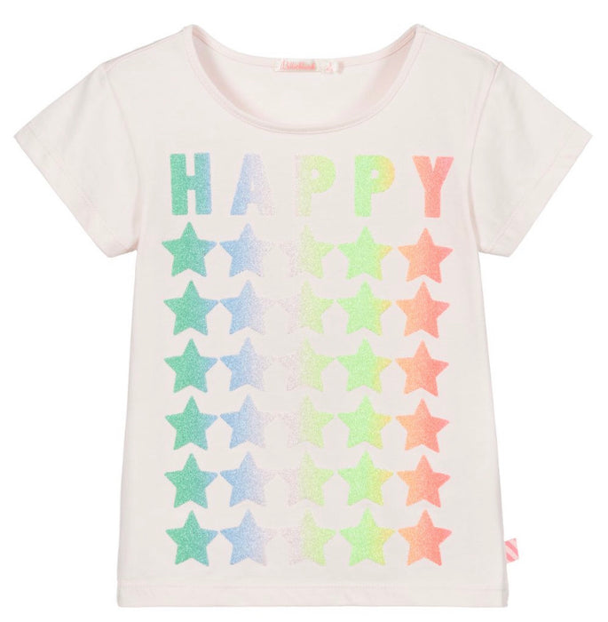 Billieblush Star Happy Shorts Set