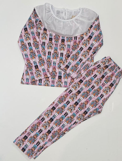 Little Lottie Nutcracker Legging Set