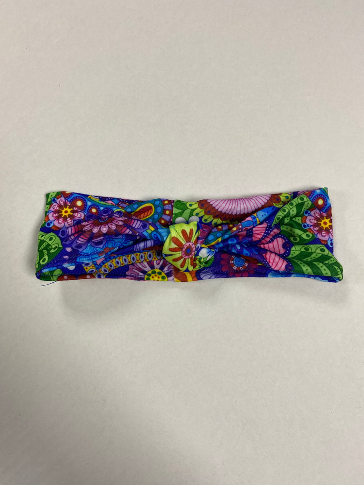 Pineapple Couture Paisley Headband