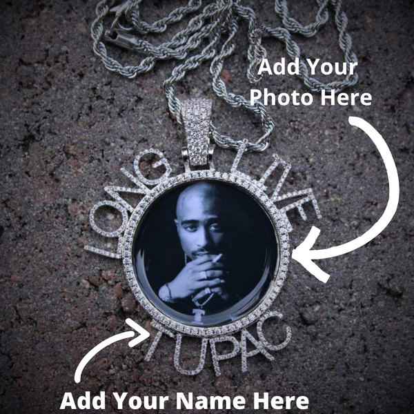 Engraved giftsly Special Medallion Pendent