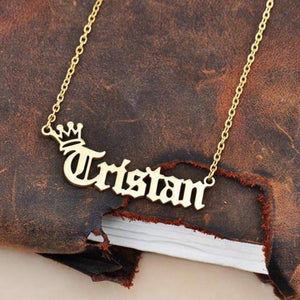 Personalized Name Necklaces With Icon Best Christmas Gifts For Girlfriend
