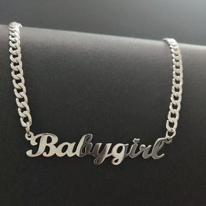 Personalized Name Necklaces With Icon Best Christmas Gifts For Mom