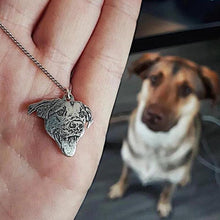 Custom Pet Photo Necklace - Make A Memorable Pet Photo Necklace