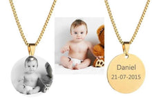 Personalized Necklace With Photo