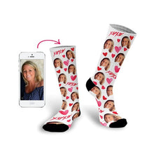 Customized Face Socks