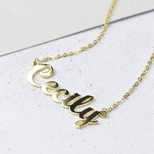 Baby Name Necklace Best Christmas Gifts 2020
