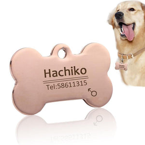 Customized Pet ID Tags