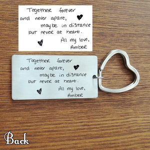 Customized Keychain For Him/Her