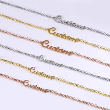 Personalized Name Bracelet For Couple