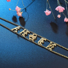 Personalized Name Necklace- Choker Style