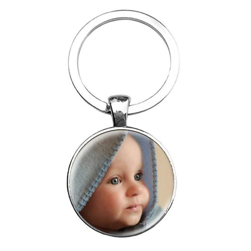 Personalized Photo Keychain For Your Loved One