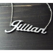 Personalized Name Necklace With Any Name