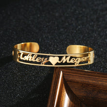 Customized Bracelet With Name For Women