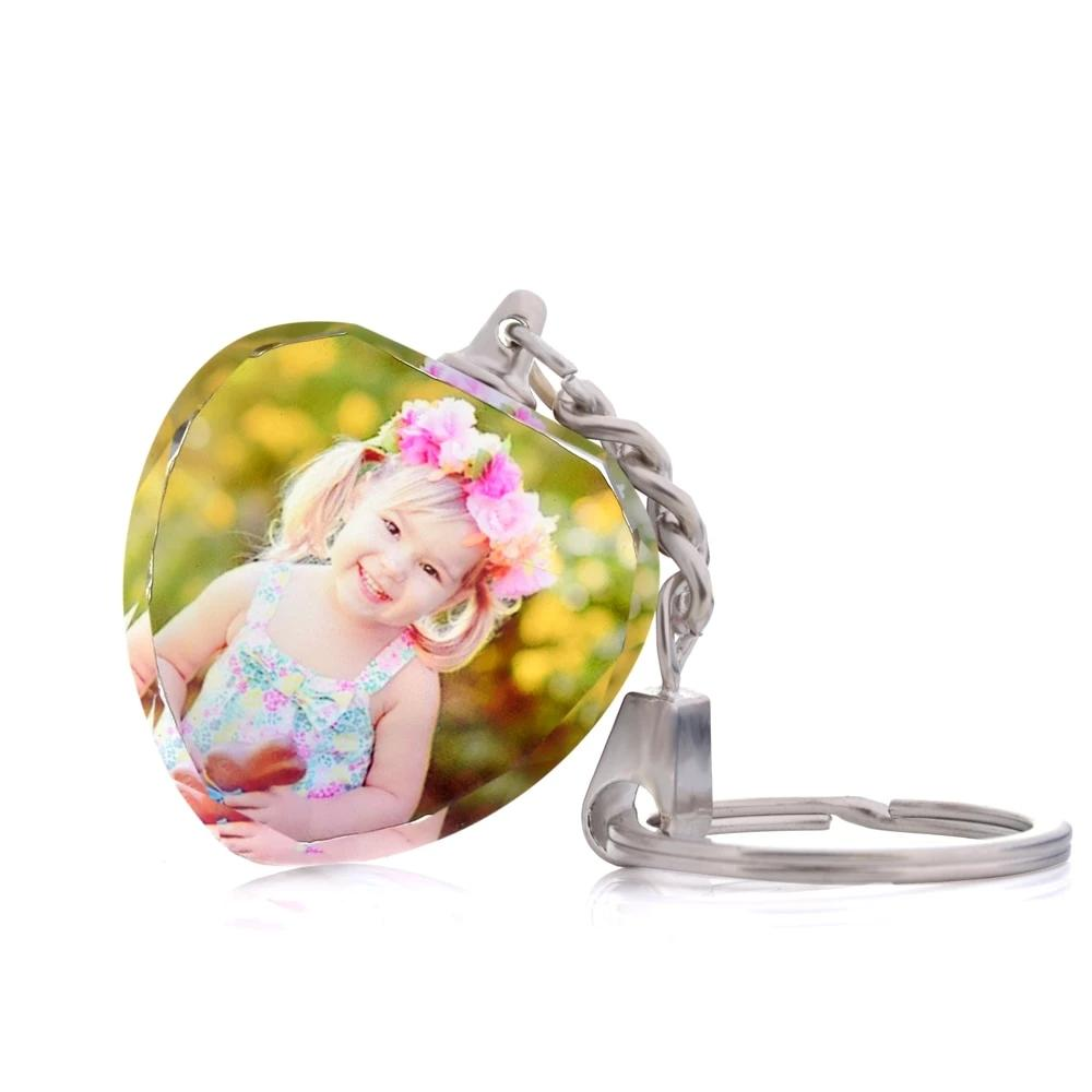 Personalized Photo Keychain-Personalize It with your Photos