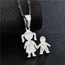 Family Necklace & Pendant