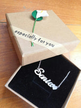 Personalized Name Necklaces With Butterfly