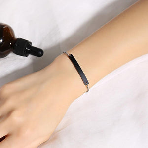 Custom Coordinate Bracelet For Women