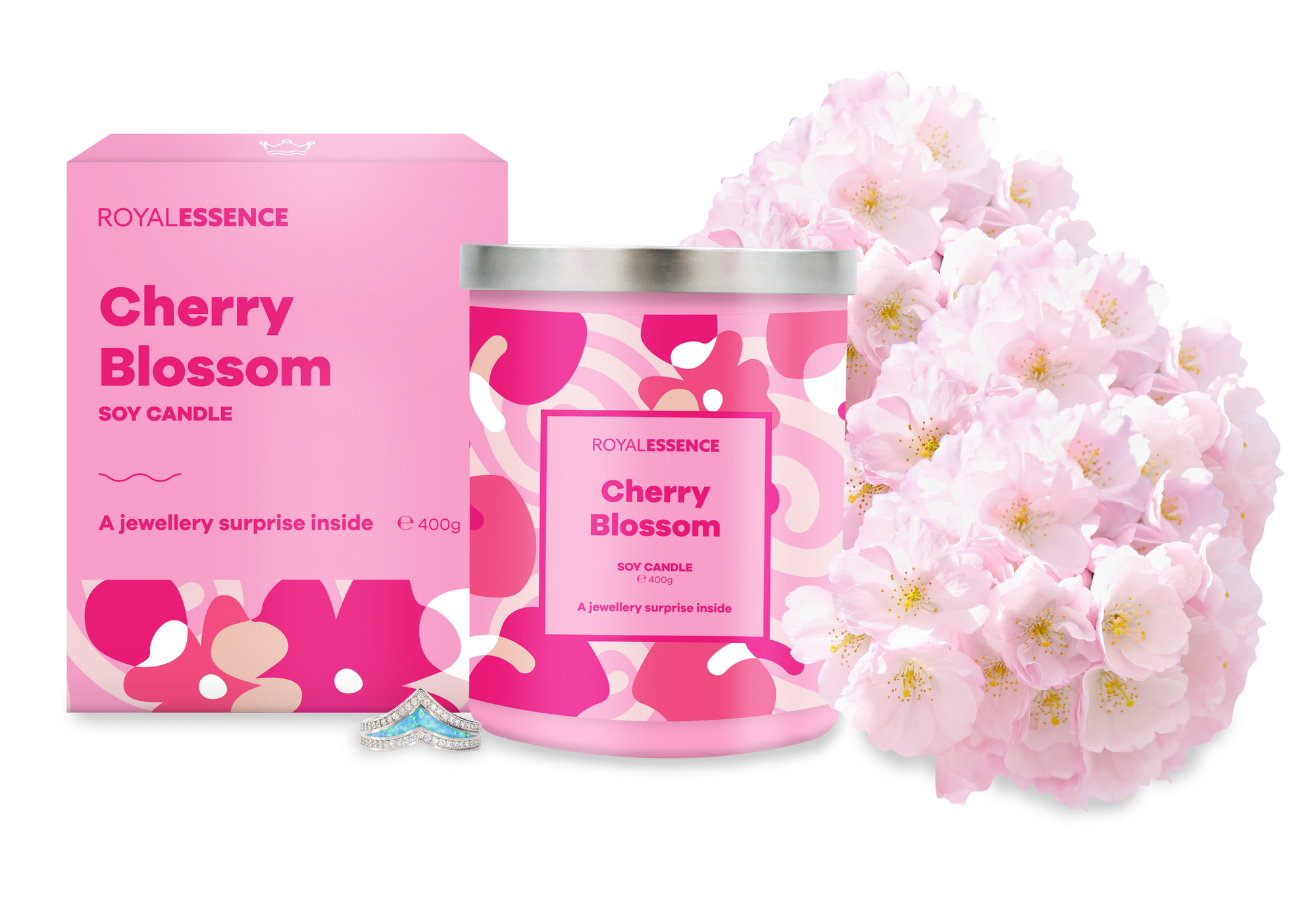 Cherry Blossom (Candle)