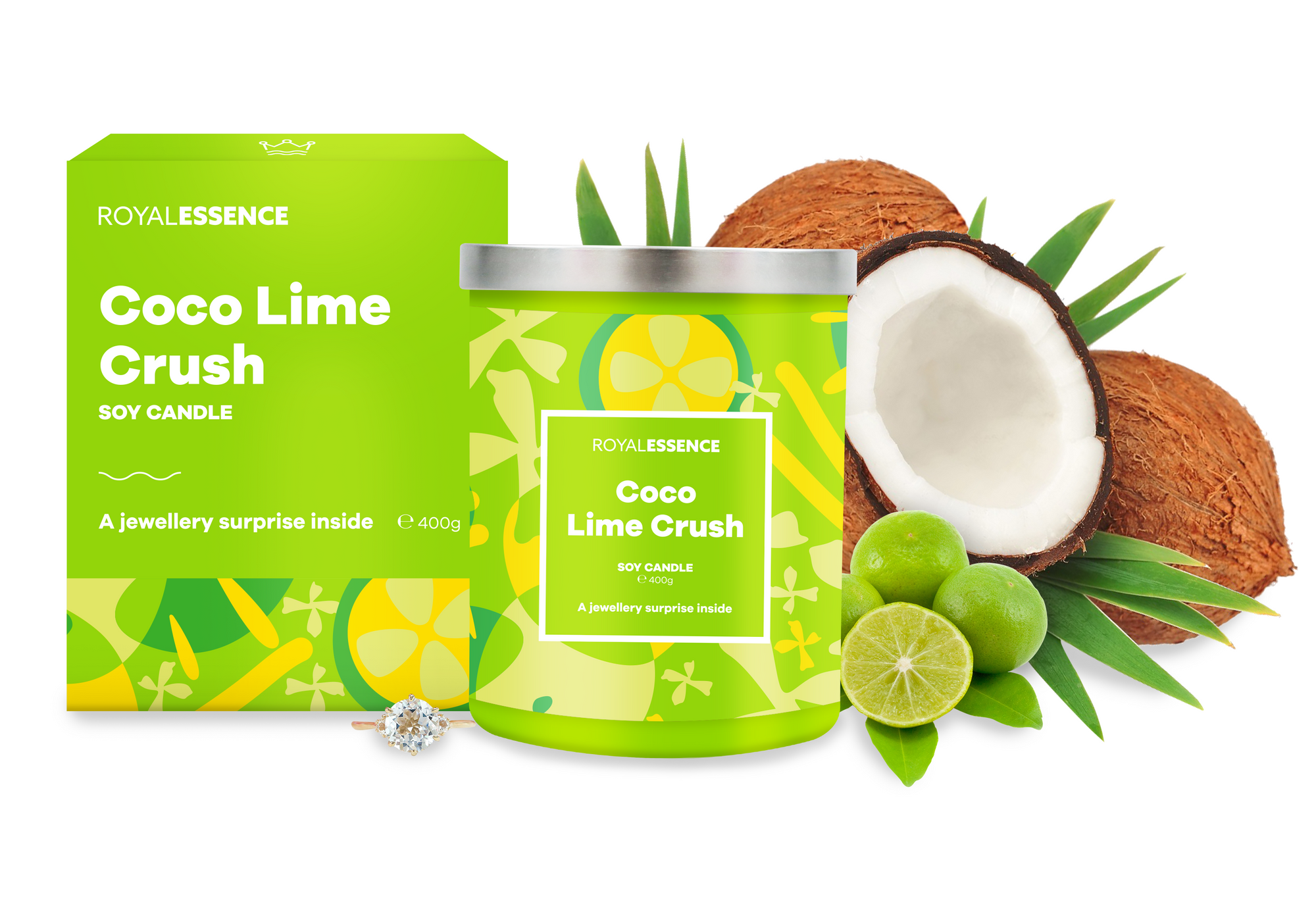Coco Lime Crush (Candle)