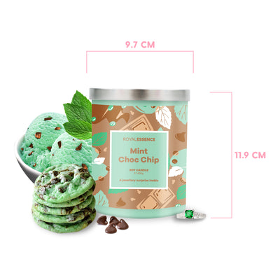 Mint Choc Chip (Candle)