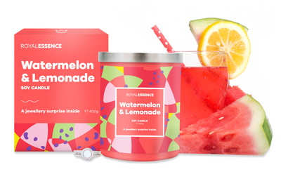 Watermelon & Lemonade (Candle)