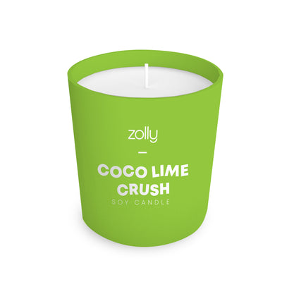 Coco Lime Crush Mini Candle 40g