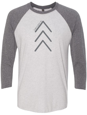 """I Ain't Doin It"" Arrow Raglan Shirt"