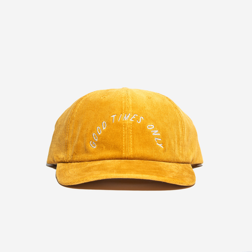 Butterscotch Good Times Cord Cap