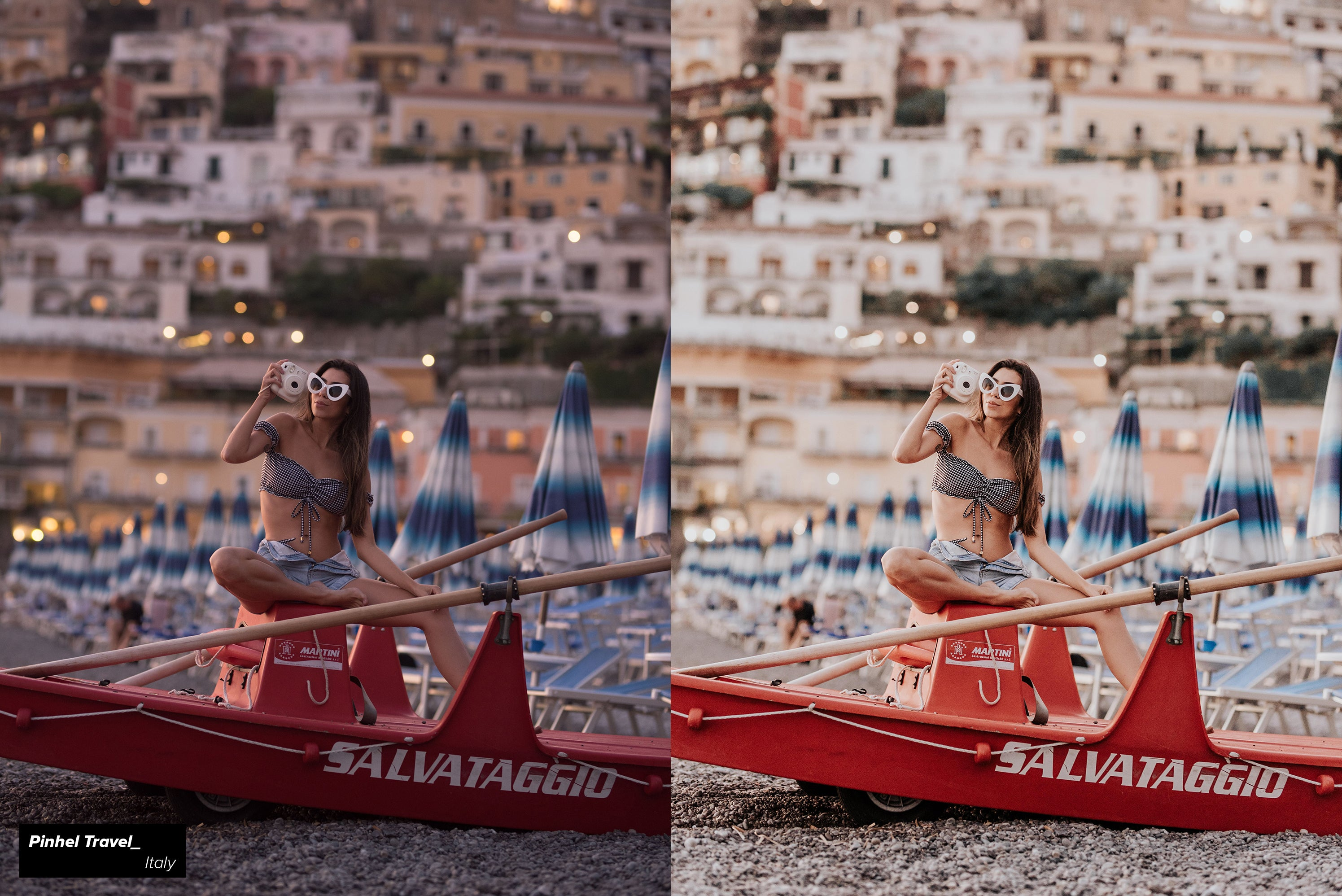 Lucas Pinhel Presets - Travel Pack