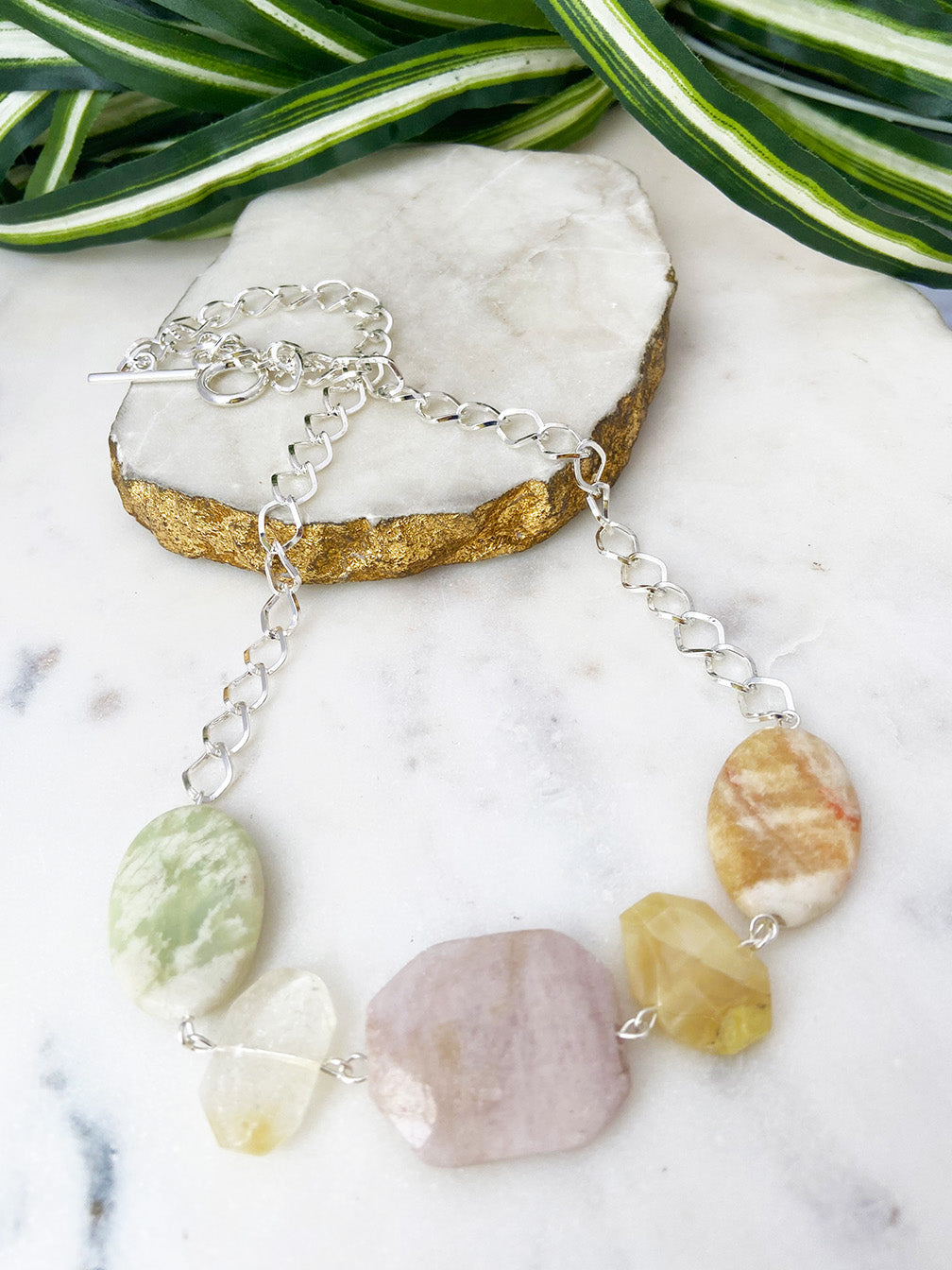 quintet necklace - QT-39-NL