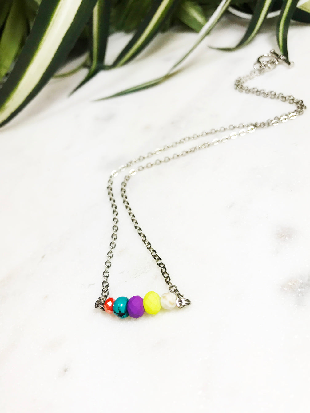baby bauble necklace - BB-B-001-NL