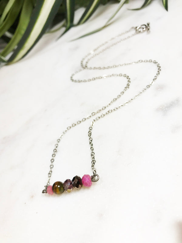 baby bauble necklace - BB-B-002-NL