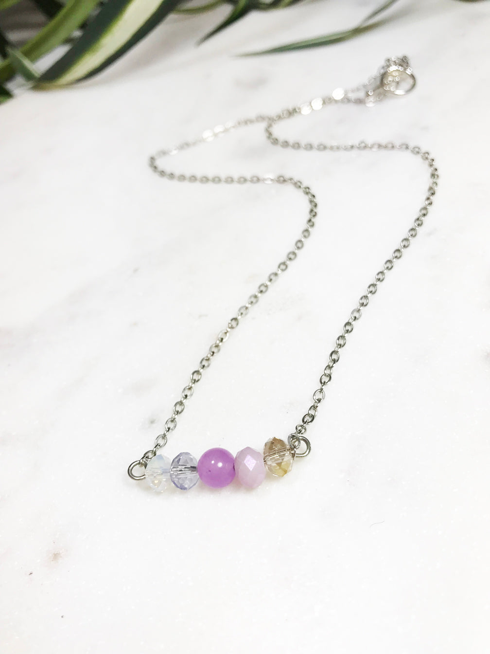 baby bauble necklace - BB-B-003-NL