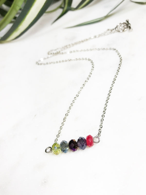 baby bauble necklace - BB-B-004-NL