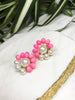 bauble post earrings - BB-P-001-ER