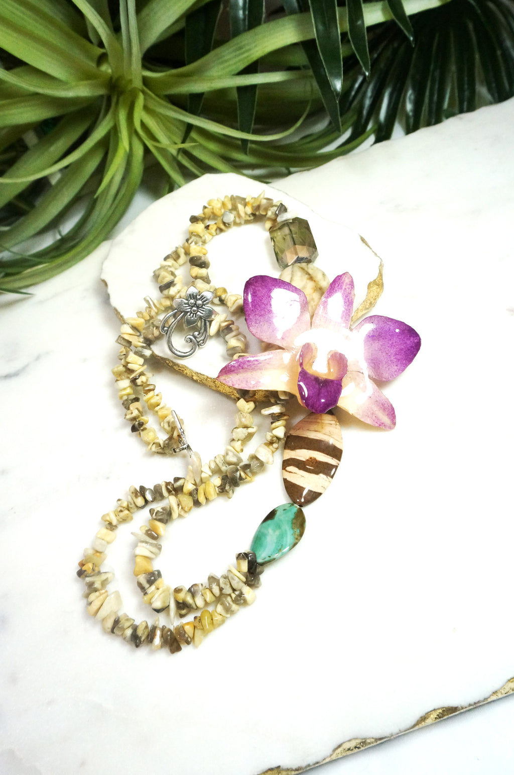 bloom classic necklace - BL-005-NL