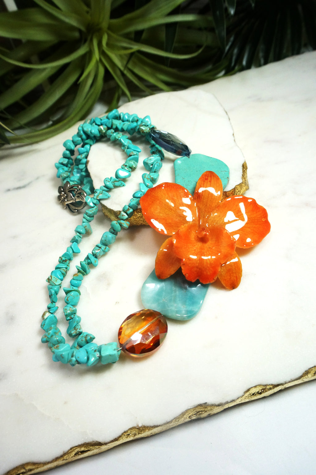 bloom classic necklace - BL-007-NL