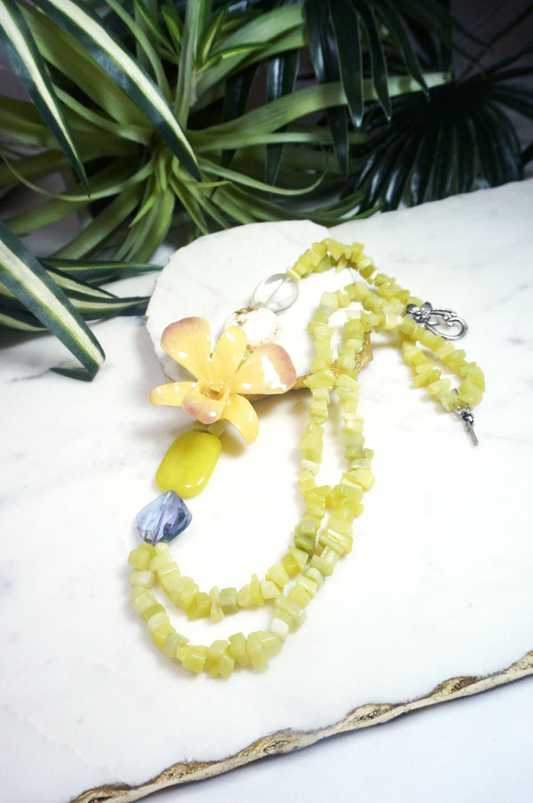 bloom classic necklace - BL-008-NL