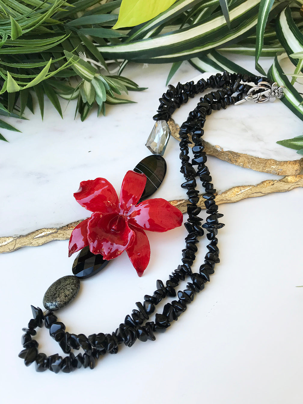 bloom classic necklace - BL-009-NL