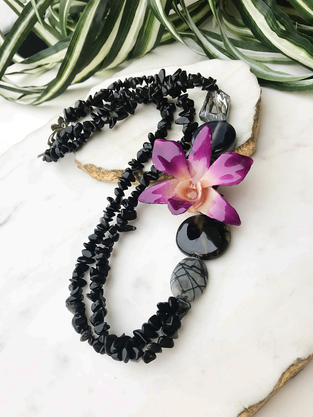 bloom classic necklace - BL-017-NL